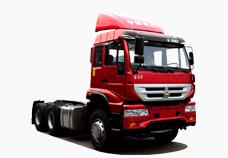 中国重汽ZZ4251N3241C牵引汽车
