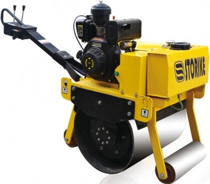 思拓瑞克SVH-700小型压路机
