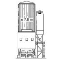 利勃海尔Betomat III混凝土搅拌站
