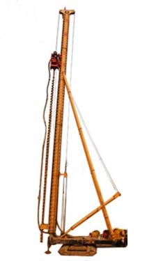 三力机械CFG-26型长螺旋钻孔机