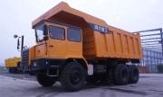 同力重工TL870系列宽体矿车王自卸车