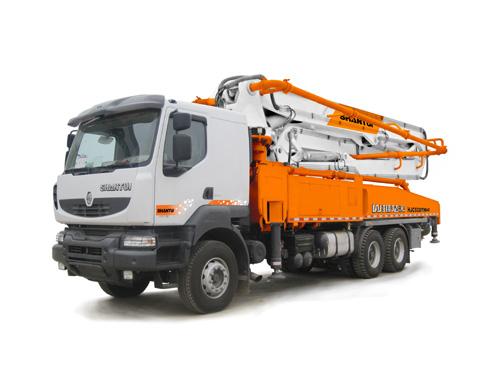 山推HJC5320THB-45C臂架式泵车