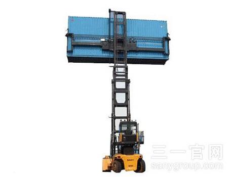 三一重工SDCY100K8C1-T集装箱双箱堆高机
