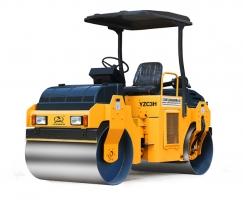 骏马YZC3H全液压双钢轮振动压路机