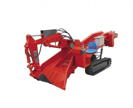 嘉和重工JHWLZ80扒装机