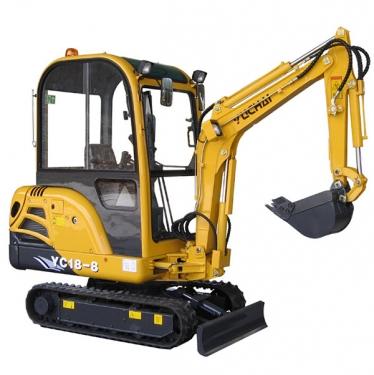 玉柴YC18-8挖掘机