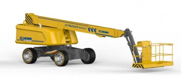 徐工GTBZ22S曲臂式高空作业平台