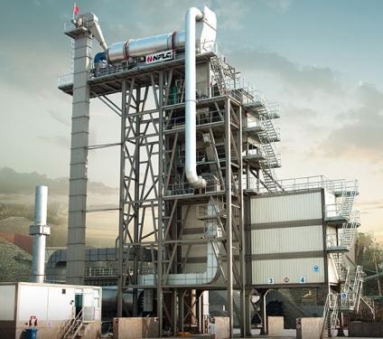 南方路机RLB2500沥青厂拌热再生设备