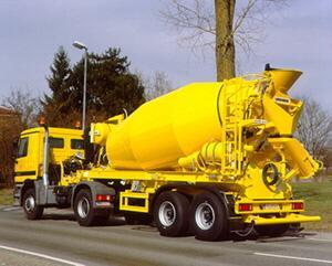 利勃海尔HTM 1004 ZA搅拌运输车