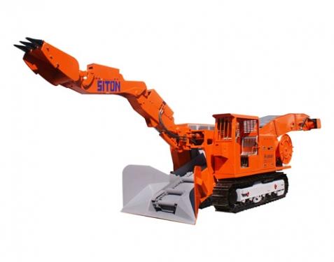 鑫通ZWY-150/55L斜坡用履带式扒渣机