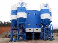 中建机械环保节能混凝土搅拌楼 180m3混凝土搅拌站