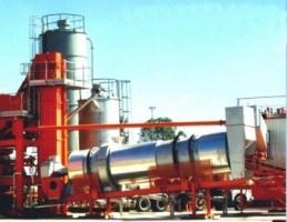 德基机械SR190沥青混合料再生机械