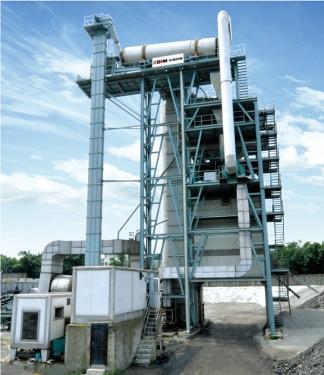 东南机械RAM系列沥青混合料热再生设备