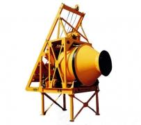 华中建机JZM型反转出料混凝土搅拌机