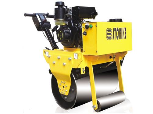 思拓瑞克SVH-30C手扶式单钢轮压路机
