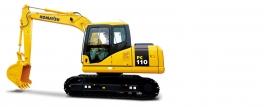 小松PC110-8MO液压挖掘机