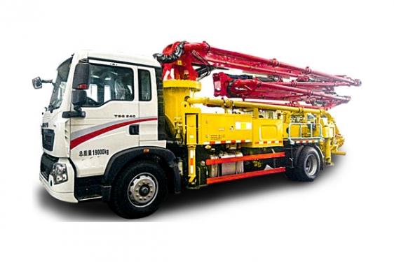 三一重工SYM5190THBDZ 30  C8系列30米混凝土泵车