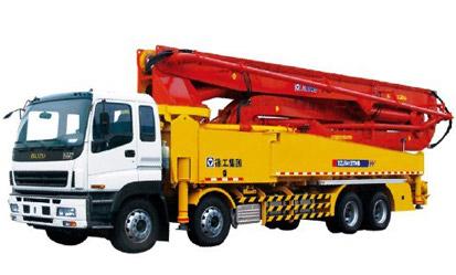 徐工HB52A-I泵车