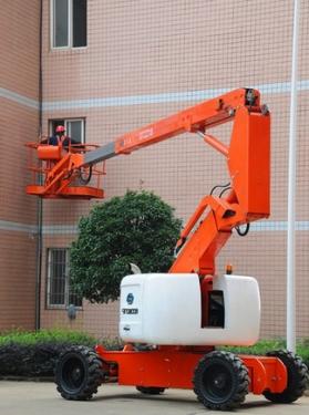 星邦重工GTZZ18曲臂高空作业平台