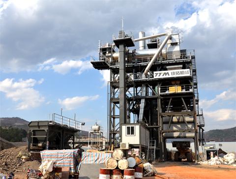 铁拓机械TS2010沥青再生成套设备