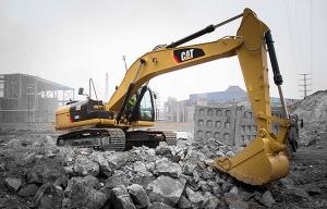 卡特彼勒330D2L液压挖掘机