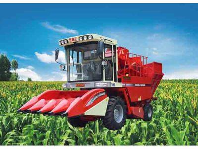 双箭王农机4YZ4YZ-4B玉米收获机