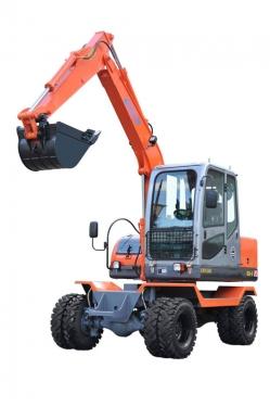 新源65W-8D挖掘机
