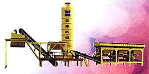 厦鑫WBSM系列稳定土厂拌设备