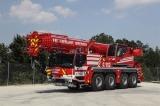 利勃海尔LTM1070-4.2消防用全地面起重机