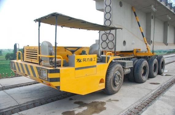 同力重工TL100Q系列桥梁运输车