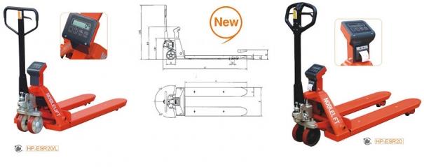 诺力HP-ESR20手动搬运车