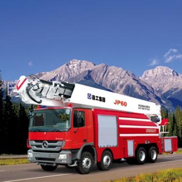 徐工JP60举高喷射消防车