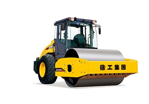 徐工XS183E全液压单钢轮压路机