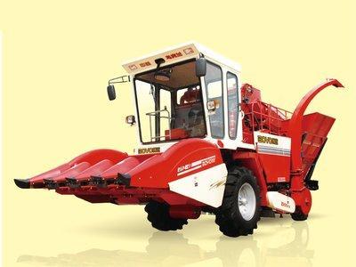 博远YZB系列4YZB-3(回收型)/4YZB-4B(回收型)玉米收获机