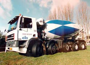 利勃海尔HTM 1504搅拌运输车