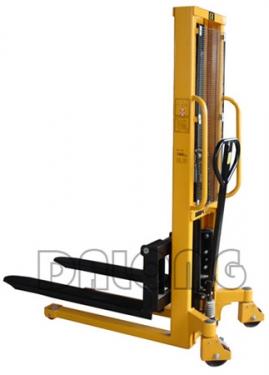 梅狮CTY1.0A/1.5A手动液压堆垛车