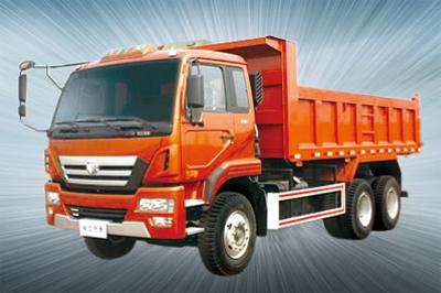 徐工瑞龙系列6×4自卸车