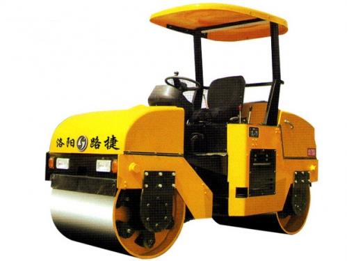 路捷YZD3-2.5双钢轮振动压路机