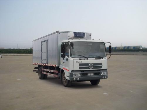 楚飞东风天锦DFL5160XLCBX1A型(国四)冷藏车