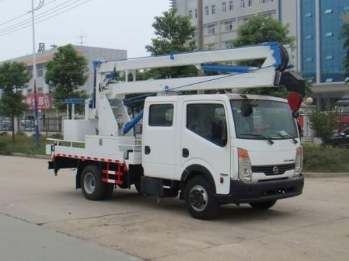 江特JDF5050JGKZN4高空作业车