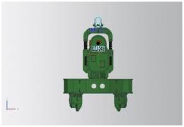 永安DZJ-240零启动系列振动锤