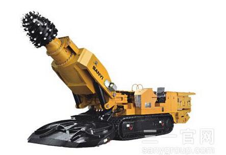 三一重工EBZ200G悬臂式掘进机