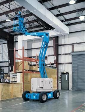 吉尼Z™-34/22 DC & Bi-Energy曲臂式高空作业平台