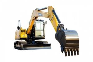 三一重工SY95C小型液压挖掘机