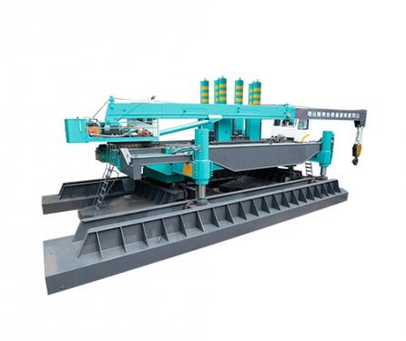 山河智能ZYJ1260B液压静力压桩机