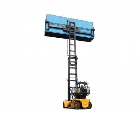 三一重工SDCY100K8-T集装箱空箱堆高机
