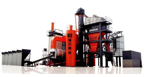 镇江路机AMP1000C沥青混合料搅拌设备