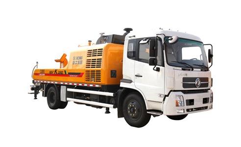 徐工HBC80K车载泵