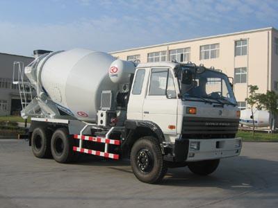星马AH5250GJB1混凝土搅拌运输车