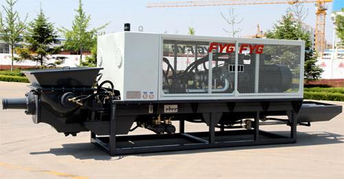 方圓HBMD-90/16-180S混凝土拖泵